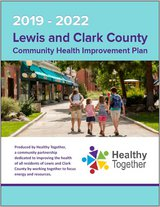 Cover of 2019 Community Health Improvement Plan