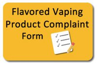 Flavored Vaping Ban Complaint Form