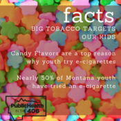 Big Tobacco targets our kids